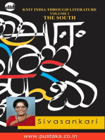 Knit India Through Literature Volume 1 - The South