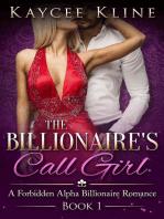 The Billionaire's Call Girl Book 1