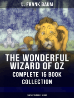 THE WONDERFUL WIZARD OF OZ – Complete 16 Book Collection (Fantasy Classics Series)