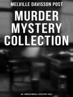 MURDER MYSTERY COLLECTION