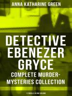 DETECTIVE EBENEZER GRYCE - Complete Murder-Mysteries Collection