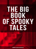 THE BIG BOOK OF SPOOKY TALES - Horror Classics Anthology