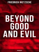 BEYOND GOOD AND EVIL (Unabridged)