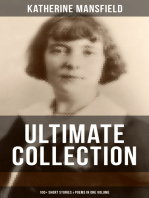 KATHERINE MANSFIELD Ultimate Collection