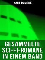 Sämtliche Sci-Fi-Romane in einem Band
