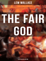 THE FAIR GOD (Illustrated Edition)