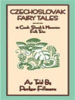 CZECHOSLOVAK FAIRY TALES - 15 Czech, Slovak and Moravian folk and fairy tales for children