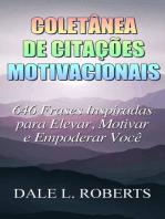 Coletânea de Citações Motivacionais