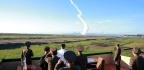 North Korea Launches a Missile Into the Sea of Japan