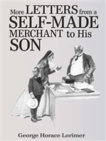 More Letters from a Self-Made Merchant to His Son