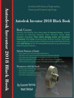Autodesk Inventor 2018 Black Book: Autodesk Inventor Black Book, #1