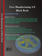 Creo Manufacturing 4.0 Black Book
