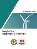 Energía Eólica. Integración a la red eléctrica