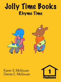 Jolly Time Books: Rhyme Time