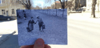 Macedonian Students' Photo Project Reveals Scenes From WWI, Then and Now
