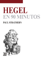 Hegel en 90 minutos