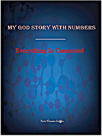 My God Story With Numbers Everything is Connected