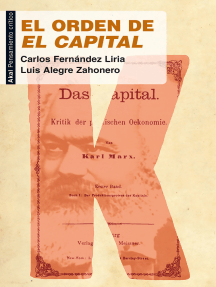 El orden de 'El Capital': Por qué seguir leyendo a Marx