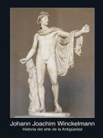 Historia del arte de la Antigüedad