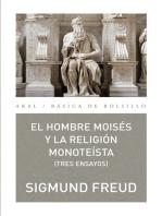 El hombre Moisés y la religión monoteísta