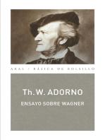 Ensayo sobre Wagner