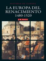 La Europa del Renacimiento: 1480-1520