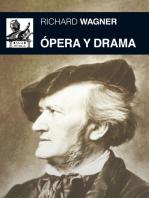 Ópera y drama