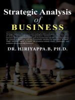 Strategic Analysis of Business