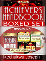 Achievers Handbook Boxed Set