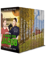 A Lancaster Amish Home for Jacob 9-Book Boxed Set: A Lancaster Amish Home for Jacob, #10