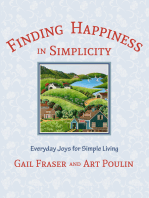 Finding Happiness in Simplicity