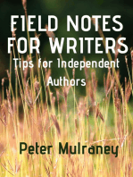 Field Notes for Writers