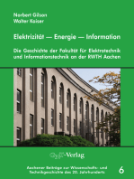 Elektrizität — Energie — Information