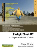 Pixologic ZBrush 4R7: A Comprehensive Guide