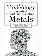 The Toxicology of Essential and Nonessential Metals