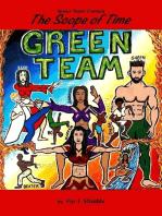 Green Team Comics - The Scope of Time - Ebook