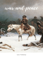 War and Peace (Complete Version, Best Navigation, Active TOC)