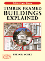 Timber Framed Buildings Explained