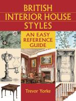 British Interior House Styles