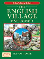 The English Village Explained