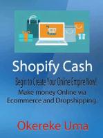Shopify Cash