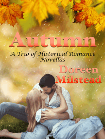 Autumn: A Trio of Historical Romance Novellas