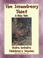 THE STRAWBERRY THIEF - A Children's Fairy Tale with a Moral