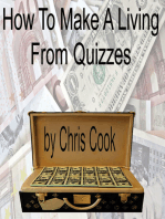 How To Make A Living From Quizzes