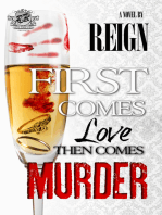 First Comes Love, Then Comes Murder