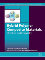 Hybrid Polymer Composite Materials: Structure and Chemistry
