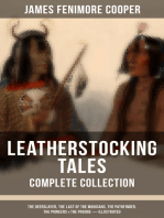 LEATHERSTOCKING TALES – Complete Collection
