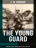 THE YOUNG GUARD – World War I Poems & Author's Memoirs from The Great War