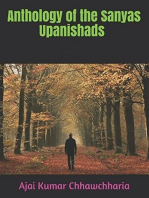 Anthology of the Sanyas Upanishads
