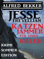 Jessse Trevellian Krimi Sommer Edition